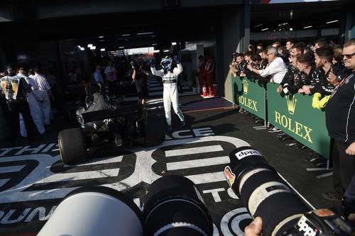 F1, GP Australia 2019, Bottas: «La gara migliore della mia carriera» (6)