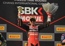 SBK 2019. Bautista vince anche Gara-2 in Thailandia