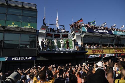F1, GP Australia 2019: vince Bottas. Quarto Vettel (8)