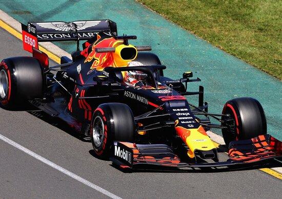 F1, GP Australia 2019: Red Bull, stagione ad una punta?