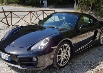 Porsche Cayman 2.7 del 2016 usata a Ancona