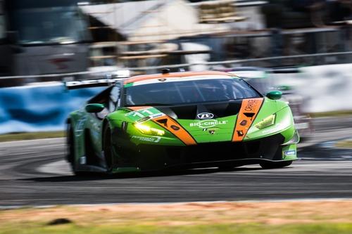 12 Ore di Sebring, Lamborghini vince in GTD