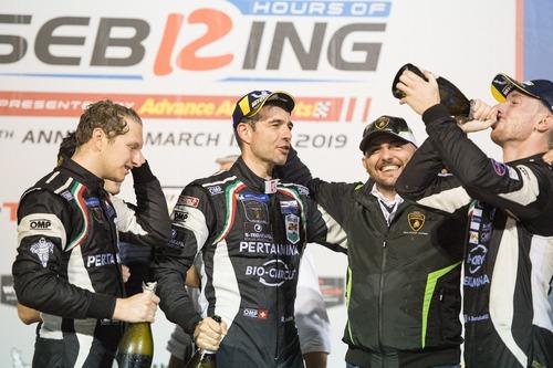 12 Ore di Sebring, Lamborghini vince in GTD (3)