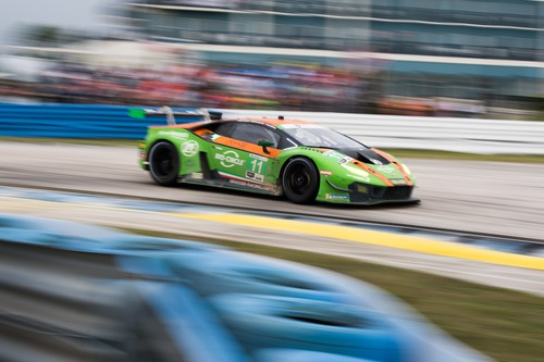 12 Ore di Sebring, Lamborghini vince in GTD (6)