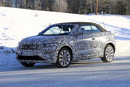 Volkswagen T-Roc Cabrio: ecco il nuovo SUV tedesco apribile [foto gallery] (7)