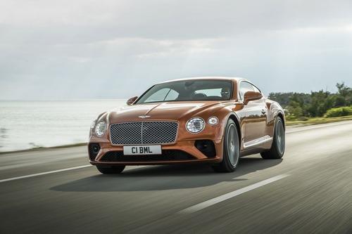 Bentley Continental GT V8, le nuove coupé e cabrio (3)