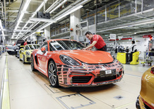 Porsche: maxibonus da 9.700 euro ai dipendenti
