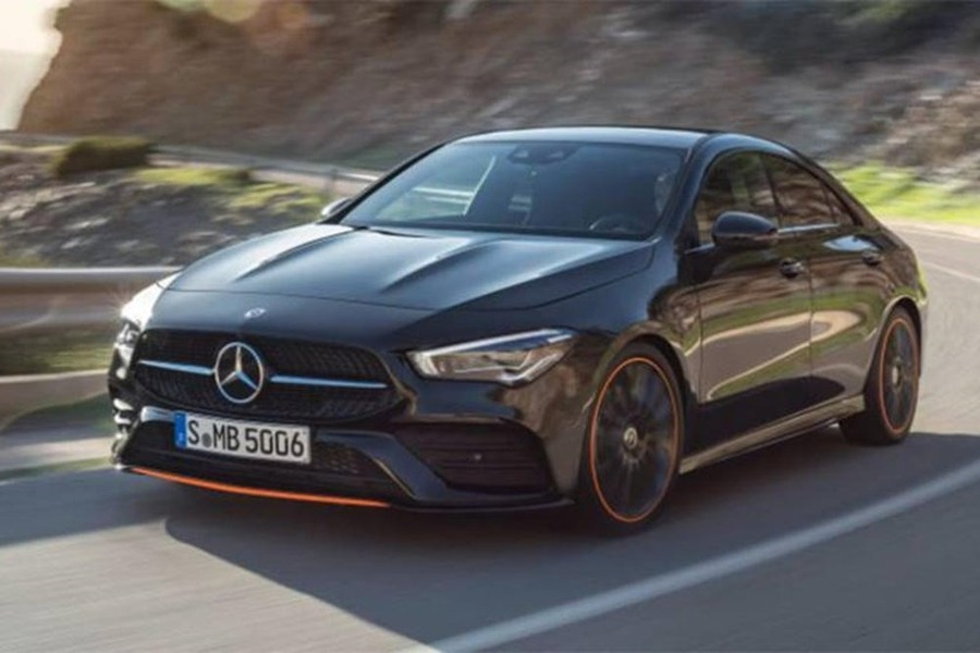 Mercedes-Benz CLA 180 d Automatic Business