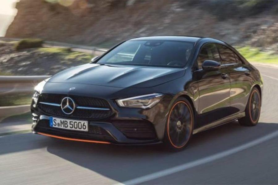 Mercedes-Benz CLA 180 d Automatic Premium