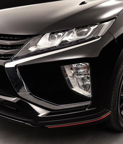 Mitsubishi Eclipse Cross Knight, look dark (5)