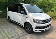 Volkswagen Multivan 2.0 TDI 150CV Comfortline del 2018 usata a Roma