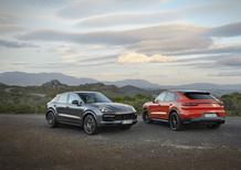 Nuovo SUV sportivo Porsche: la Cayenne diventa Coupé [foto gallery]