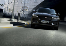 Jaguar F-Pace, arrivano le serie speciali 300 Sport e Chequered Flag