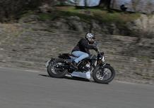 F.B Mondial HPS 300: la prova della moto dal look rétro, adatta a chi si avvicina alle due ruote