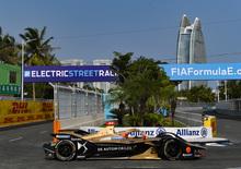Formula E, ePrix di Sanya: vince Vergne