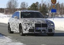 BMW M3 2020: avvistata ancora (Foto spia)