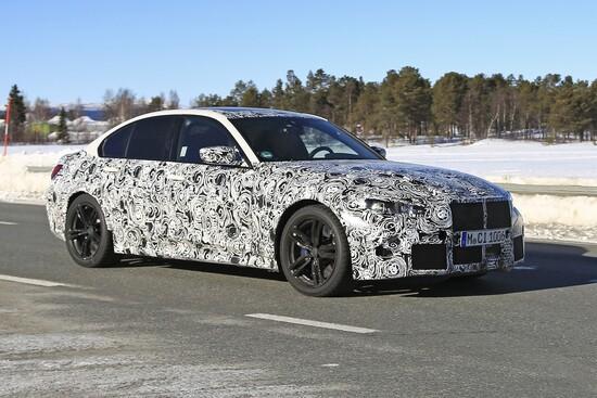 La nuova BMW M3 potrebbe debuttare al Salone di Francoforte 2019