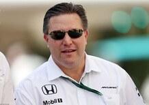 F1: McLaren, Brown minaccia l'addio al Circus