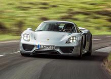 la prossima hypercar di Porsche potrebbe essere 100% elettrica