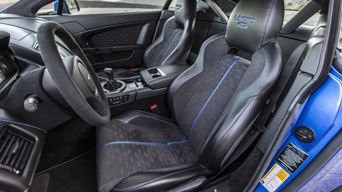 Aston Martin V12 Vantage S 2017: finalmente il manuale! (3)