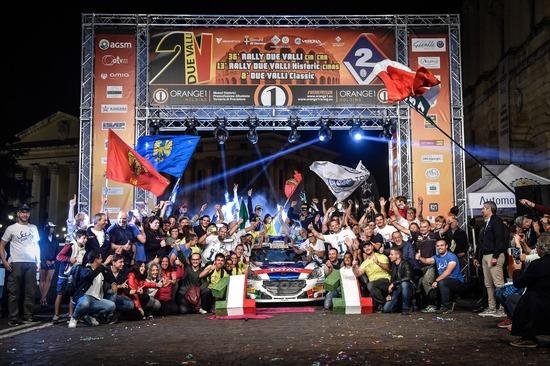 Paolo Andreucci, 11 volte campione italiano rally