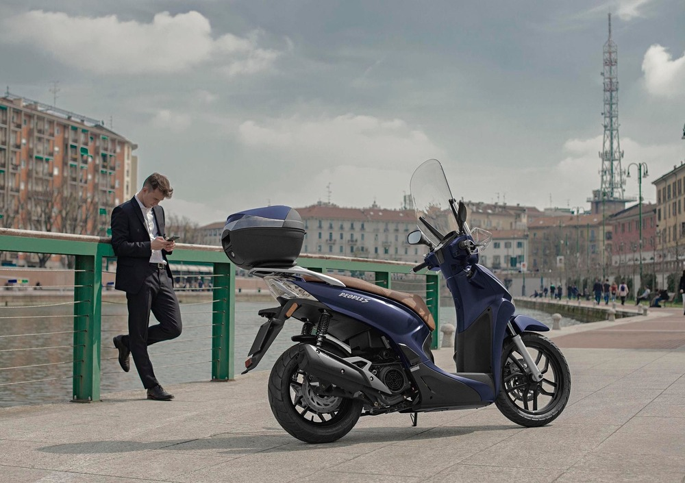 Kymco People S 50 4T (2019) (3)