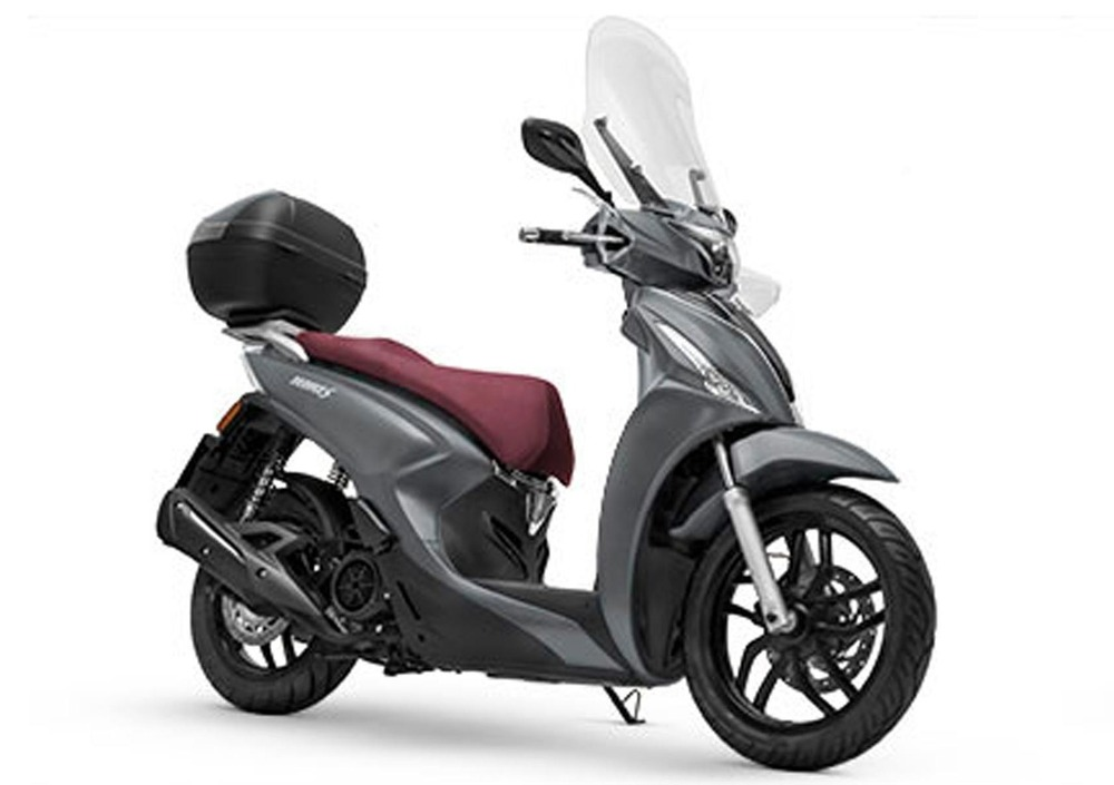 Kymco People S 50 4T (2019) (2)