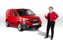 Nuovi Veicoli Commerciali Opel a tutto volume, con l'ironia di Mara Maionchi [audio]
