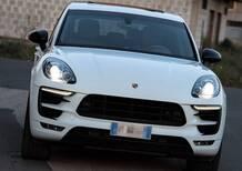 Porsche Macan S Diesel del 2015 usata a Catania