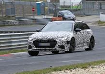 Audi RS6, in arrivo la prossima generazione