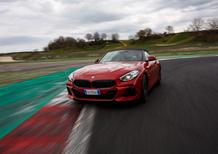BMW Z4 2019, la roadster di lusso per la strada e la pista [Video]