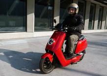 NIU N-Series. Test scooter elettrico