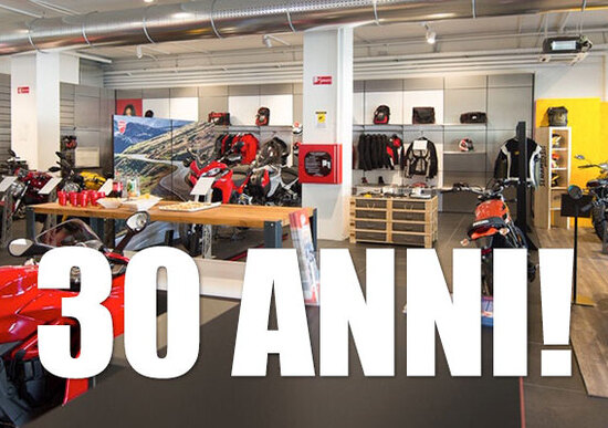 Activ Motor: a Galliate si festeggiano i 30 anni della concessionaria