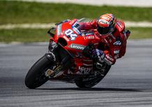 MotoGP 2019. Dovizioso davanti nelle FP2 in Argentina
