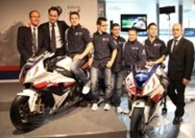 SBK e STK: BMW presenta i team del Mondiale 2011