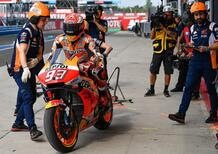 MotoGP. Márquez primo nel warm-up in Argentina