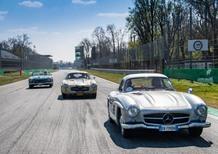 11^ coppa Milano Sanremo, con Mercedes AMG fino a Montecarlo