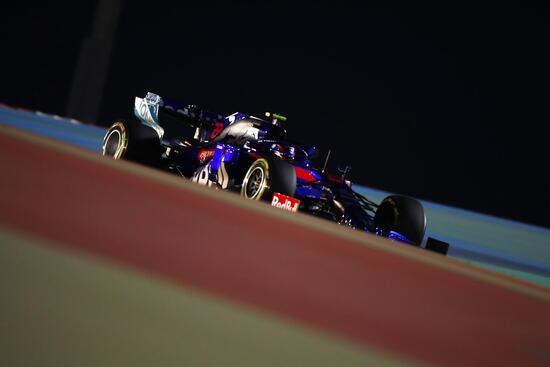 Nono posto per Alexander Albon in Bahrain