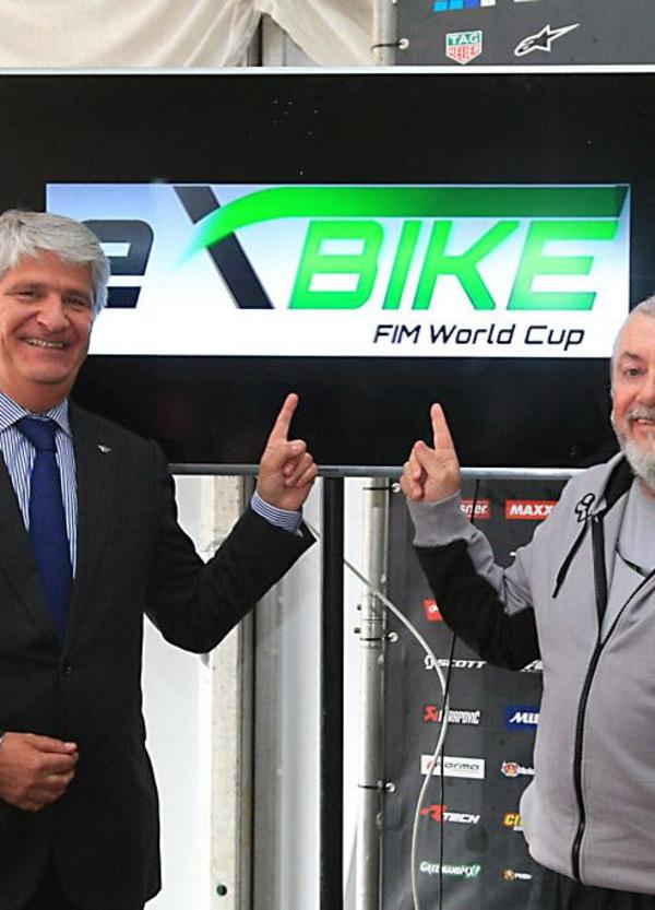 E-XBike: sbarca durante il GP di Imola il nuovo campionato E-Bike