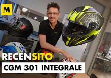 CGM 301 Integrale. Recensito casco per moto da strada