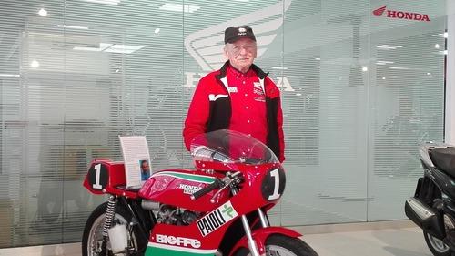 Honda Moto Roma: grande festa delle due ruote