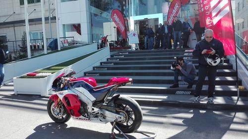 Honda Moto Roma: grande festa delle due ruote (8)
