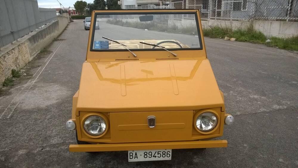 Fiat 850 Weekend carrozzata OSI d'epoca del 1968 a Corato