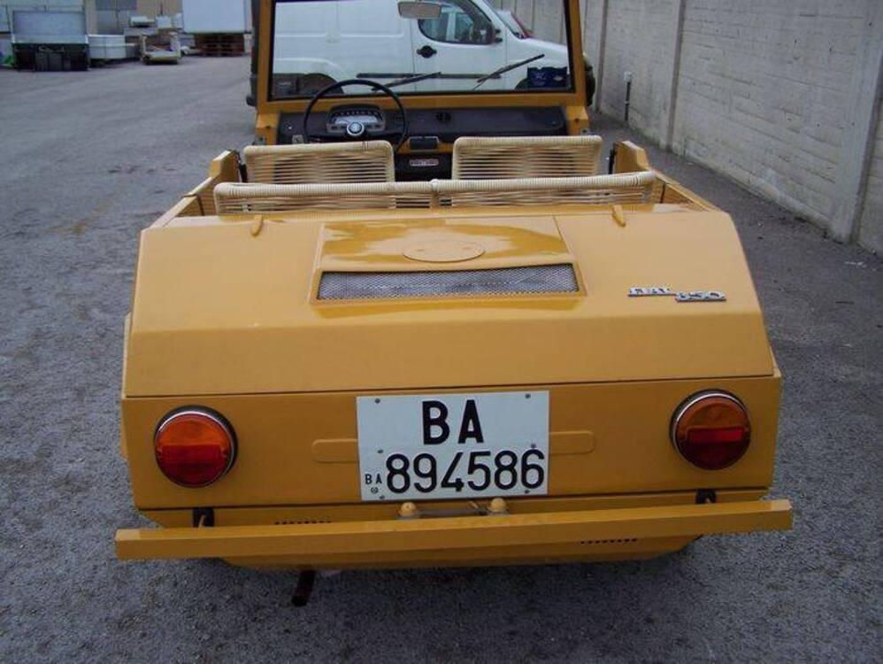 Fiat 850 Weekend carrozzata OSI d'epoca del 1968 a Corato (4)