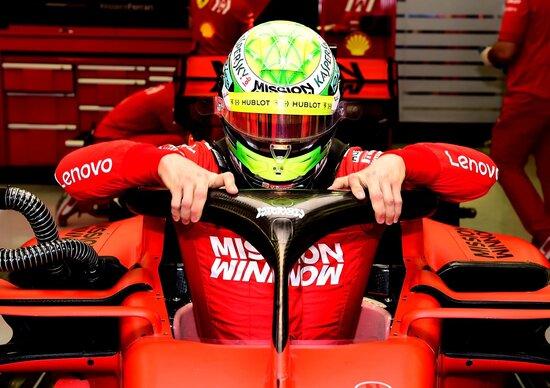 Mick Schumacher: esordio in Ferrari in Bahrain