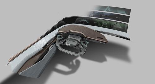 Audi AI: me, un nuovo concept al Salone di Shanghai 2019 (3)