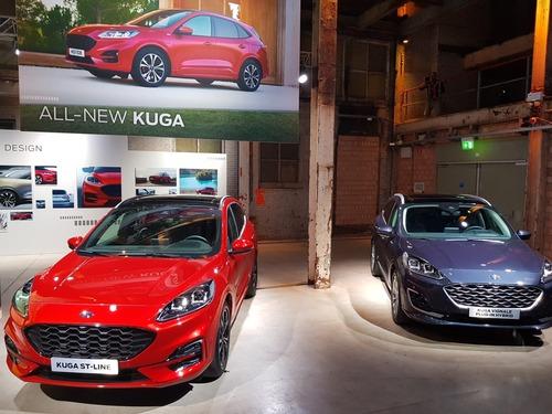 Ford, Hybrid per tutti i gusti: ecco nuova Kuga, Explorer, Tourneo, Fiesta e Focus [video live]