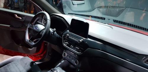 Ford, Hybrid per tutti i gusti: ecco nuova Kuga, Explorer, Tourneo, Fiesta e Focus [video live] (8)