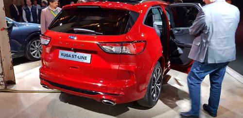 Ford, Hybrid per tutti i gusti: ecco nuova Kuga, Explorer, Tourneo, Fiesta e Focus [video live] (7)