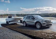 Nuovo SUV Ford Explorer: 7 posti e 840 Nm con rombo V6 elettrificato [video]